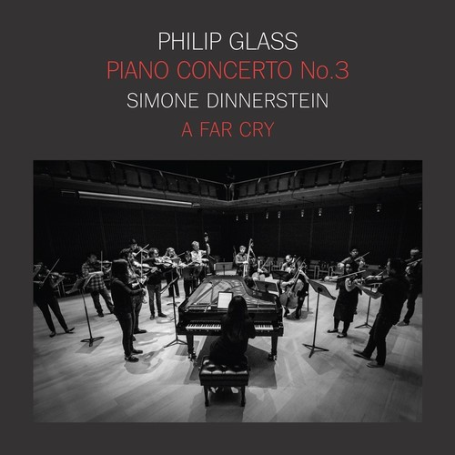 Philip Glass: Piano Concerto No.3