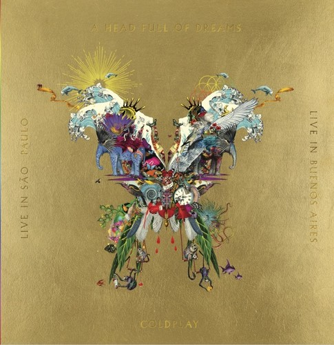 Coldplay Live In Buenos Aires/ Live In São Paulo/ A Head Full Of Dreams (With DVD)