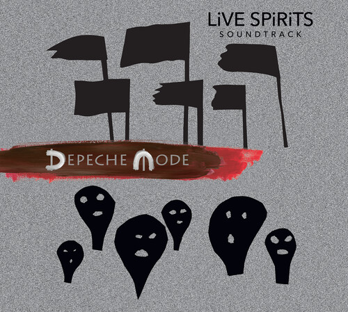 Depeche Mode Spirits In The Forest (With Blu-ray, With Booklet)