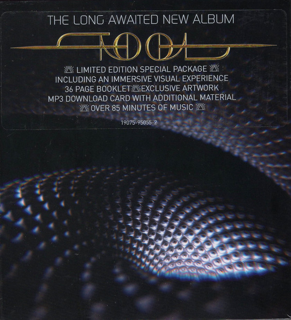 Tool – Fear Inoculum (Limited Edition special Package)