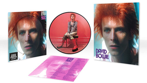 David Bowie – Space Oddity (Limited Edition, Picture Disc)