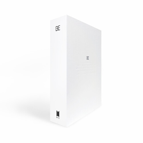 BTS – BE (Deluxe Edition) (Oversize Item Split, Deluxe Edition, Boxed Set, Limited Edition, Poster)