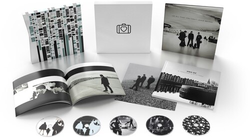 U2 ‎– All That You Can't Leave Behind 20th Anniversary (Oversize Item Split, Large Item, Limited Edition, Boxed Set, Deluxe Edition)